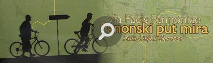 Panonski put mira (Biciklistička ruta Osijek - Sombor)