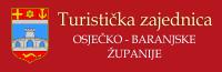 Službene web stranice TZ Osječko-baranjske županije