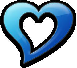 bijelo-plavo srce, pjesma i stih