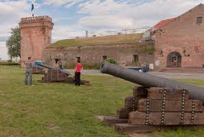 Osijek, Tvrđa (Bastion)