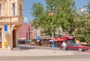 Osijek, Kapucinska