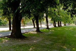 Osijek, Tvrđa (Perivoj kralja Tomislava)