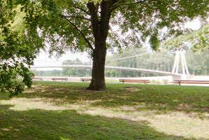 Osijek, Promenada (Perivoj kralja Tomislava)