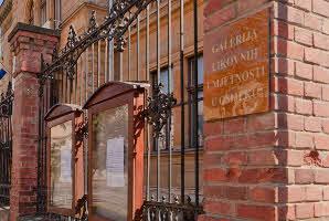 Osijek, Centar (Muzej likovnih umjetnosti)