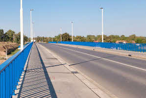Osijek, Most dr. Franje Tuđmana (Drava)