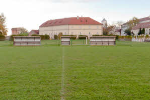 Osijek, Tvrđa (Stadion NK Elektra)