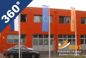 Osijek, Poduzetnički inkubator BIOS OSIJEK (A)