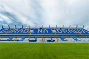 Osijek, Stadion 'Gradski Vrt' (Teren CENTAR)