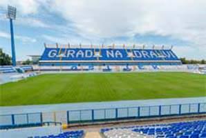 Osijek, Stadion 'Gradski Vrt' (Tribina ISTOK)