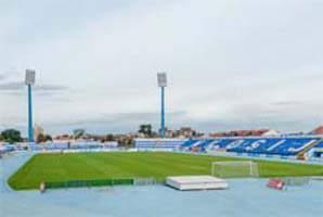 Osijek, Stadion 'Gradski Vrt' (Tribina JUG)
