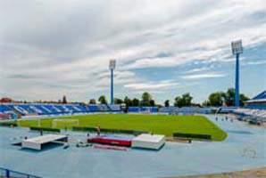 Osijek, Stadion 'Gradski Vrt' (Tribina SJEVER)