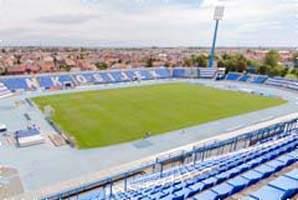Osijek, Stadion 'Gradski Vrt' (Tribina ZAPAD gore #4)