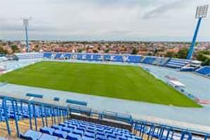 Osijek, Stadion 'Gradski Vrt' (Tribina ZAPAD gore #2)