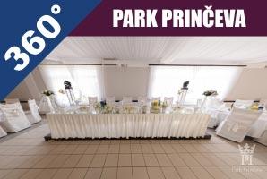 Višnjevac, Sala za svečanosti 'PARK PRINČEVA'
